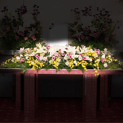 祭壇飾花(5万円迄)